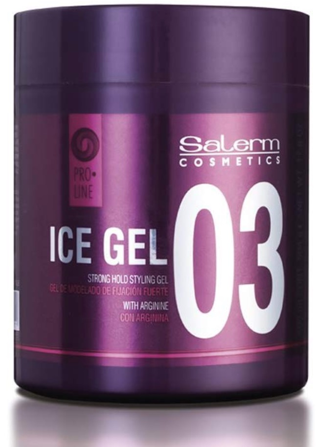 salerm ice gel capelli