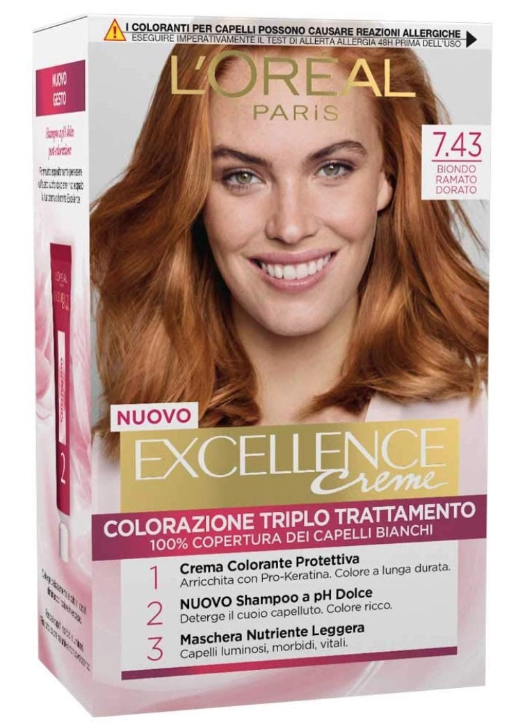 L'Oréal Paris Excellence Creme Tinta Colorante